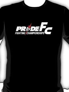 pride fc fight T-Shirt