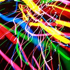 Light Painting with Jackson Pollock by Danielle  Kay