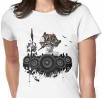 Eco Echo Womens Fitted T-Shirt