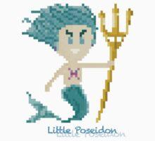 Pisces Male Chibi Pixel Art  Kids Clothes
