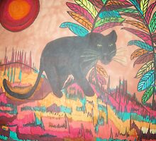 Black Panther by katts