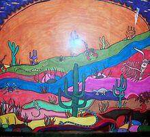 Desert Scene by katts