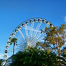 Perth Foreshore Ferris Wheel by Daniel Rayfield