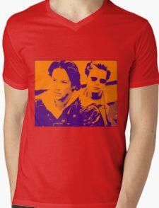idaho Mens V-Neck T-Shirt