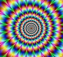Awesome trippy optical effect by waiting4urcall