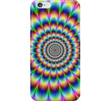 Awesome trippy optical effect iPhone Case/Skin