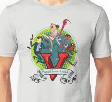 Adventure Time V Unisex T-Shirt