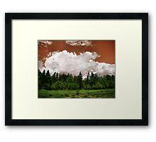 Marshmallow Dreams Framed Print