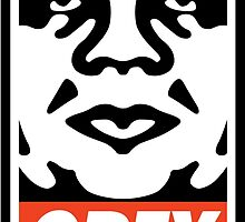 sup | Andre The Giant x OBEY by Fiilo