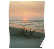 Sunrise Hilton Head Island South Carolina Poster