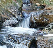 Ice Age - Water Descending by HELUA