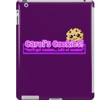 Carol's Cookies - The Walking Dead iPad Case/Skin