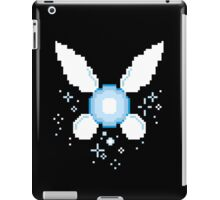 Hey Listen! Navy 8bit Fairy Pixel Art iPad Case/Skin