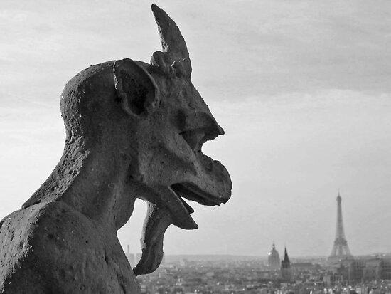 Gargoyle by Jeanne Horak-Druiff