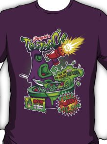 Purple's Tentaco's T-Shirt