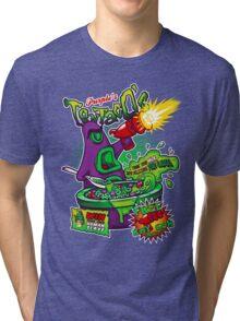 Purple's Tentaco's Tri-blend T-Shirt