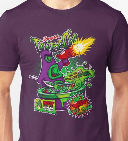 Purple's Tentaco's Unisex T-Shirt