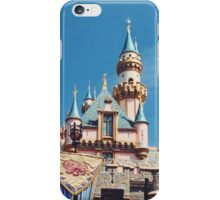 Sleeping Beauty Castle iPhone Case/Skin