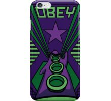 OBEY Purple Tentacle iPhone Case/Skin