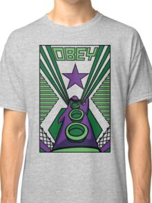 OBEY Purple Tentacle Classic T-Shirt