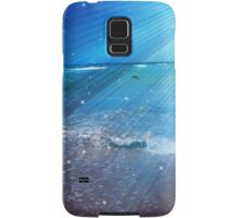 Trick effects beach scene Samsung Galaxy Case/Skin