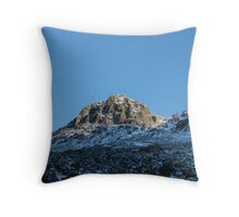 Dawn on Great Gable Throw Pillow