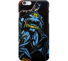 'Batman', Gotham's finest. iPhone Case/Skin