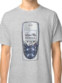 Awesome funny retro phone  Classic T-Shirt