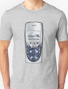 Awesome funny retro phone  Unisex T-Shirt