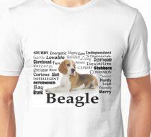 Beagle Traits Unisex T-Shirt