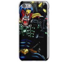 'Judge Dredd' iPhone Case/Skin