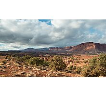 Purity – Capitol Reef National Park, Utah Photographic Print