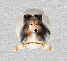 Sheltie Womens Fitted T-Shirt