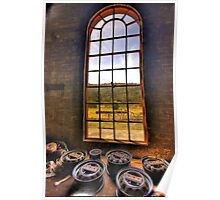 Workspace - State Historical Mining Park Lithgow - The HDR Experience Poster