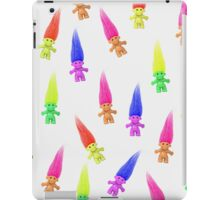 """Only 80'/90's Kids Will Remember..."" iPad Case/Skin"