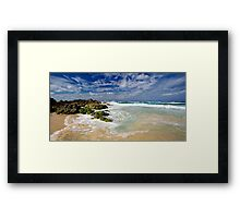 Currumbin Noon Framed Print