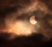 Solar Eclipse 2015 09.06am by IanJTurner