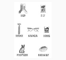 Criminal Minds Characters Unisex T-Shirt