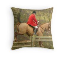 The Huntsman Throw Pillow