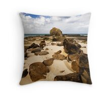 Drifting Sands Throw Pillow