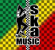 Ska Music by extracom