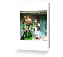It's My PakPower Robostan Liberator Greeting Card