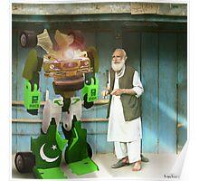 It's My PakPower Robostan Liberator Poster