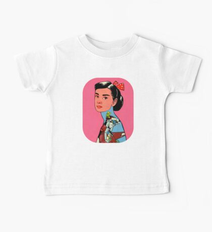 Audrey Loves Voltron Baby Tee