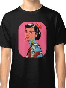 Audrey Loves Voltron Classic T-Shirt