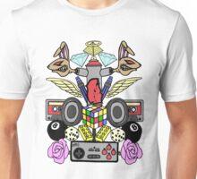 Ramoe Nostalgic Vibes (Colour Version) Unisex T-Shirt