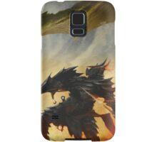 The Elder Scrolls V - Draconic Armor Samsung Galaxy Case/Skin