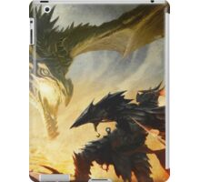 The Elder Scrolls V - Draconic Armor iPad Case/Skin