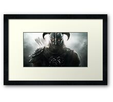 The Elder Scrolls V - Skyrim Dawnguard Framed Print