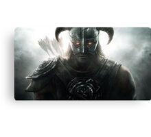 The Elder Scrolls V - Skyrim Dawnguard Canvas Print